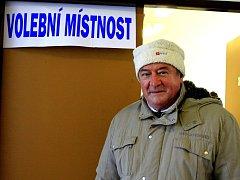 Druhé kolo prezidentských voleb v Olšanech u Prostějova