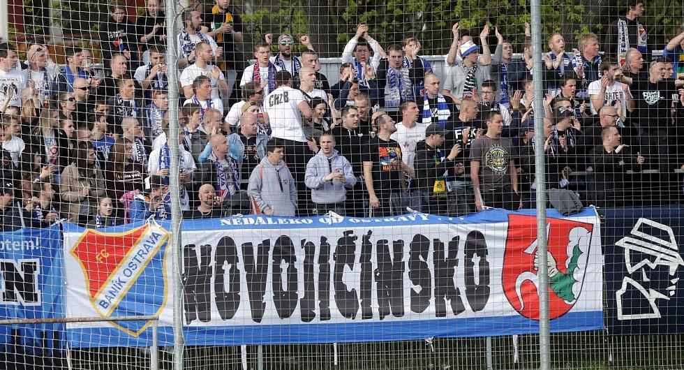 1.SK Prostějov proti Baníku Ostrava