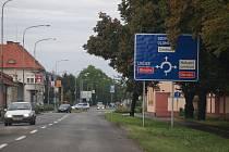Brněnská ulice dříve nesla název ulice Československých legií