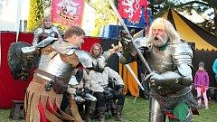 Středověká veselice. Ochozské hody ve znamení jídla, pití a zábavy