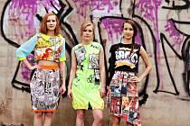 Přehlídka Doteky módy