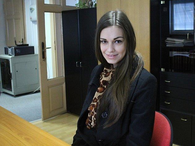Zuzana Zelinková ze Smržic vybojovala v soutěži o nejhezčí maturantku třetí místo