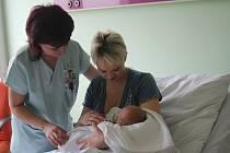 Sympatická zdravotní sestra Daniela Mikolášová pracuje dvacet let ve zdravotnictví jako porodní asistentka