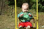 Legendární dětské hřiště v Hamrech se dočká modernizace