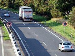 Po R46 mezi Olomoucí a Vyškovem se teď může jen stovkou