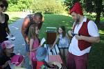 Park v Čechách během soboty patřil dětem