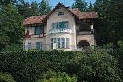 Vila rodiny Wichterlovy.