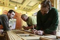 Rekonstrukce historických prostor prostějovské radnice