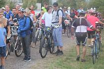 Bicyklem Němčickem 2017 - fotbalové hřiště Vitčice