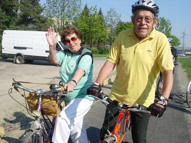 Prostějovští cyklisté mohou být spokojeni. Síť cyklostezek se bude rozšiřovat.