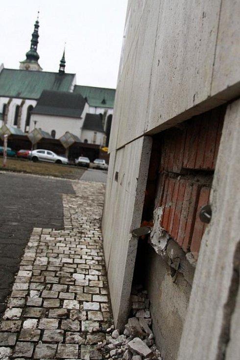 Společenský dům v Komesnkého ulici v Prostějově