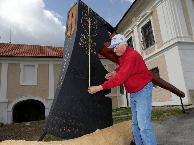 Rekordní sekera v muzeu v Konici