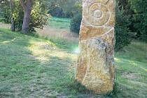 Kamenný menhir