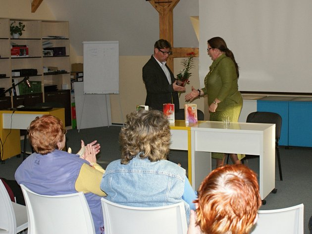 Program pro veřejnost v prostějovské knihovně. Ilustrační foto
