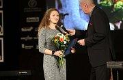 Nejlepší sportovec Olomouckého kraje 2018, Kateřina Korgerová