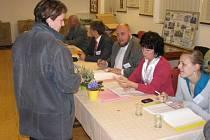 Krajské volby v Otaslavicích
