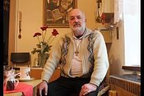 Prostějovský farář Církve československé husitské Miloš Košíček