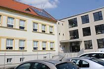 Slavnostní otevření budovy B Masarykovy základní školy v Nezamyslicích