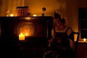 Noční prohlídky na plumlovském zámku vroce 2007