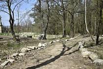 Trailové Hanácké stezky na Záhoří - 29. 4. 2021