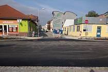 Plumlovská má nový asfaltový koberec. 18. října 2019
