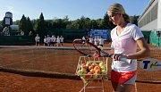Akce Hledáme nové vítěze Fed Cupu a Davis Cupu v Prostějově