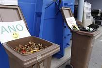 Nádoby na biodpad - tzv. biopopelnice
