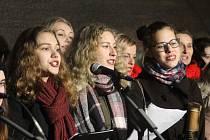 Česko zpívá koledy 2018 v Prostějově