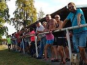 Ve Vrchoslavicích se utkali fotbaloví veteráni