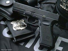 Glock 17. Ilustrační foto