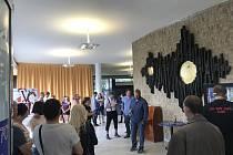 Do Prostějova přijela delegace s filmem Martina Koppa 3Bobule. 27.6.2020