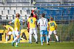 Fotbalisté Prostějova remizovali v domácím utkání F:NL s Jihlavou 1:1.