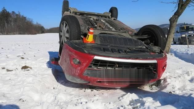 Nehoda u Šubířova