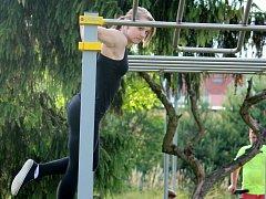 Workout. Ilustrační foto