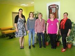 Pět účastnic redukčního programu, který organizoval Prostějovský deník ve spolupráci s Agel Sport Clinic, má za sebou téměř tři měsíce hubnutí.