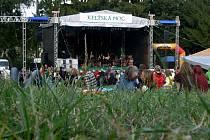 Plumlovská Keltská noc - pátek 22. 7. 2011