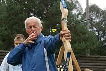 Lukostřelec František Sedláček