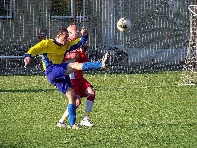 Mostkovice versus Konice B