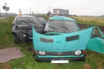 Tragická nehoda mezi Kostelcem a Prostějovem