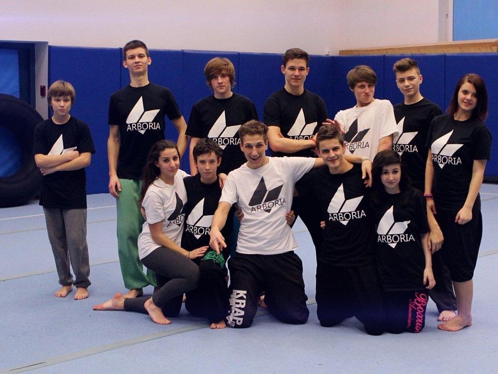 Team Arboria v akci