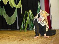 Žáci uměleckých tříd z Nezamyslic na Hané předvedli nesmrtelný epos.