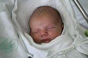 František Jurča, Štětovice, narozen 2. listopadu, 49 cm, váha 3350 g