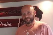 Trenér Nezamyslic Marek Pavelka.