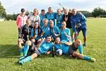 V sobotu se v Kostelci na Hané uskutečnil 8. ročník ženského fotbalového turnaje Hanácká kopačka