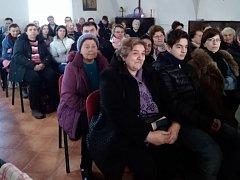 V Němčicích nad Hanou se konala zajímavá církevní tradice.