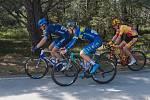 Prostějovští cyklisté