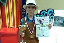 Dominik Svoboda si z mezinárodních soutěží odvezl řadu titulů