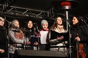 Česko zpívá koledy v Prostějově