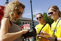 Český den boje proti rakovině v Prostějově