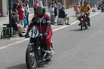 14. ročník srazu bývalých motocyklových a automobilových závodníků v Prostějově